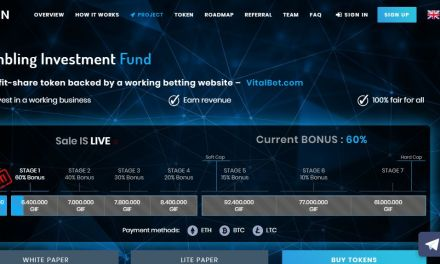 GIFcoin anuncia primera fase de su ICO respaldada por una plataforma web