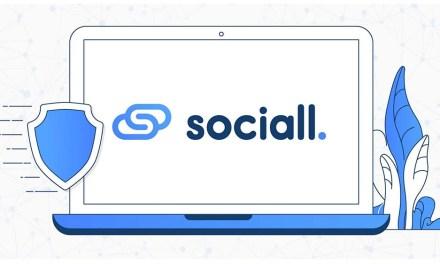 Sociall.io, red social descentralizada, ofrece una alternativa segura a Facebook con datos encriptados