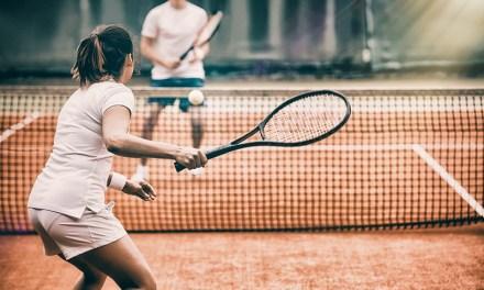 Segunda mejor tenista del ranking mundial promueve aplicación basada en blockchain