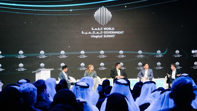 Aitheon colabora con líderes mundiales sobre beneficios y retos de la IA en Cumbre Anual de Gobierno Mundial en Dubai