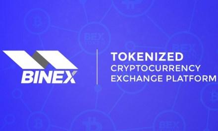 BINEX.TRADE – Nuevo Exchange criptomoneda comparte ingresos