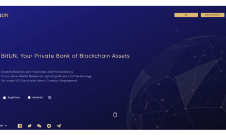 Startup Blockchain BitUN ofrece prometedor Banco criptomoneda en 2018, lanzamiento en abril