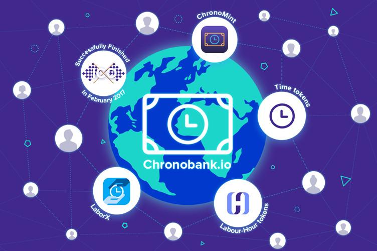 Conoce ChronoBank, el proyecto blockchain para el mercado laboral