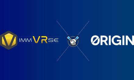 ImmVRse anuncia alianza con Origin Protocol