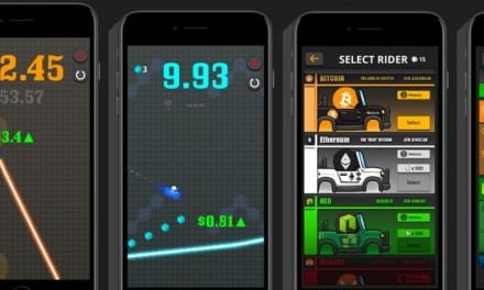 Nuevo videojuego permite aprovechar las fluctuaciones del criptomercado en una carrera de autos