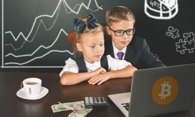 Lanzan proyecto blockchain para educar a los niños acerca de las criptomonedas