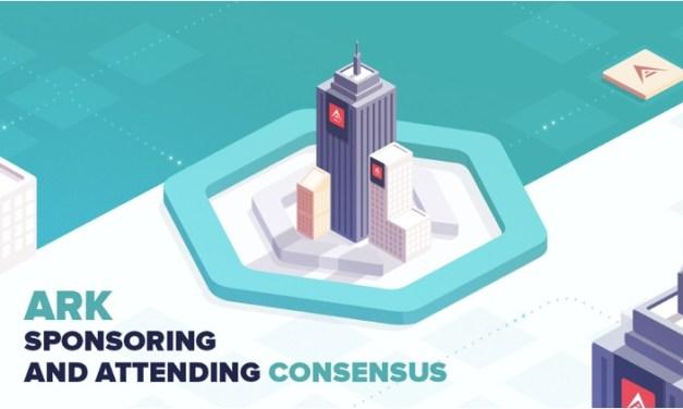 ARK patrocinará la Conferencia Blockchain Global, Consensus, reconocida a nivel mundial