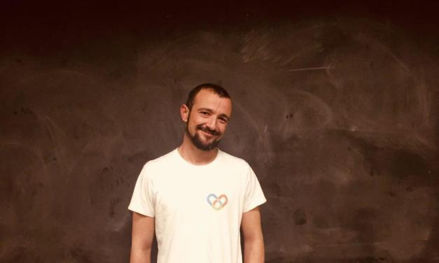 Álex Casas, miembro del colectivo español InNortVation, convierte a León en la capital europea de blockchain