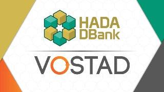 Hada DBank anuncia asociación con Vostad