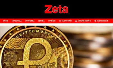 Revista venezolana Zeta está minando criptomonedas con los ordenadores de sus visitantes