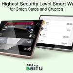Monedero de hardware multi criptomoneda de vanguardia de OraSaifu a punto de llegar al mercado