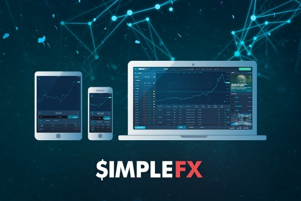 SimpleFX lanza sistema de referidos para su plataforma de contratos por diferencia de criptoactivos