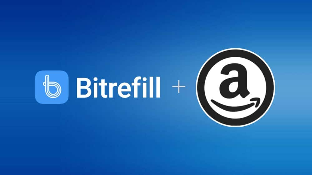 Bitrefill permite comprar gift cards de Amazon con bitcoin y otras criptomonedas