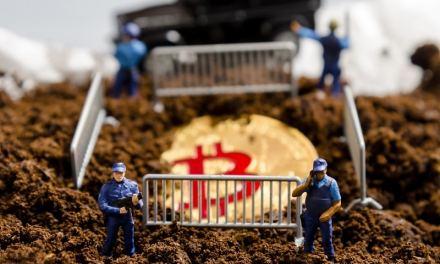 Condado de Washington pone a nuevos mineros de criptomonedas en espera