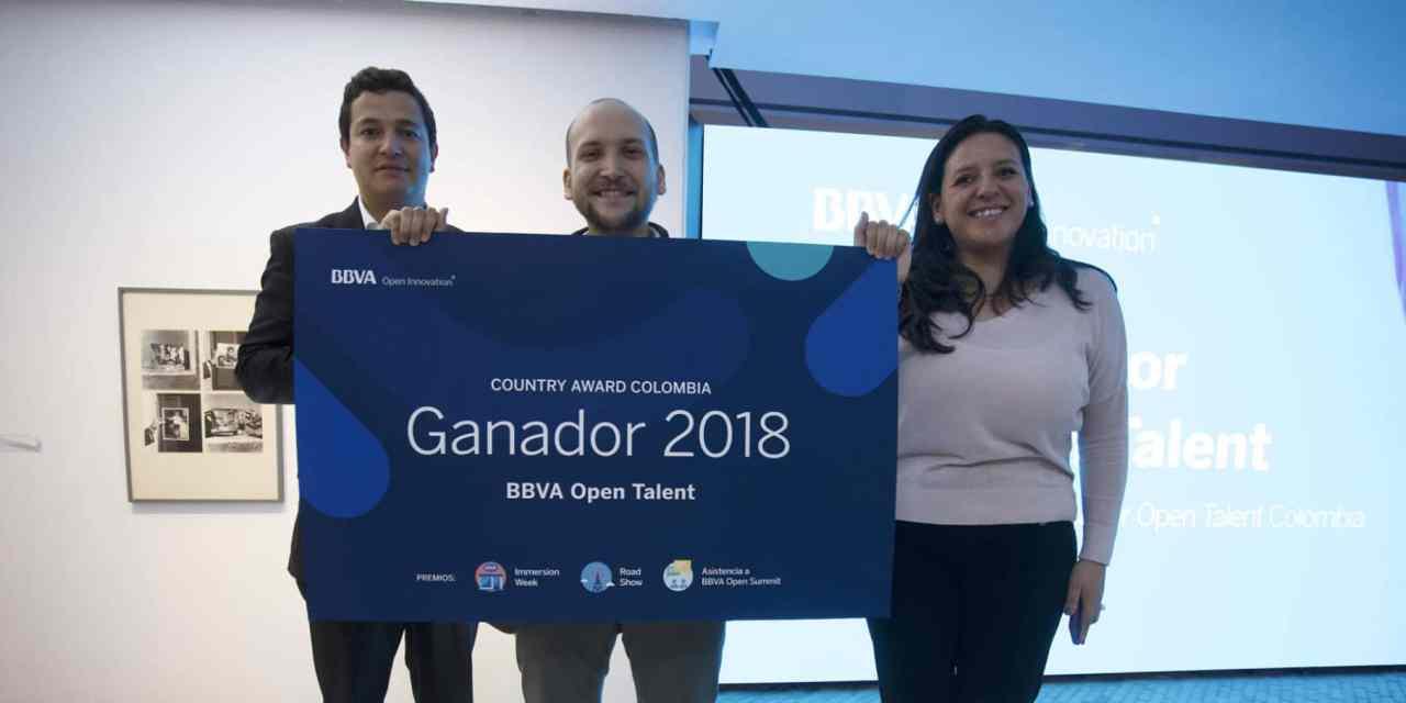 Aplicación blockchain resultó ganadora del Open Talk BBVA celebrado en Bogotá
