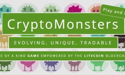 CryptoMonsters: el primer juego de coleccionables que usa la blockchain de Litecoin