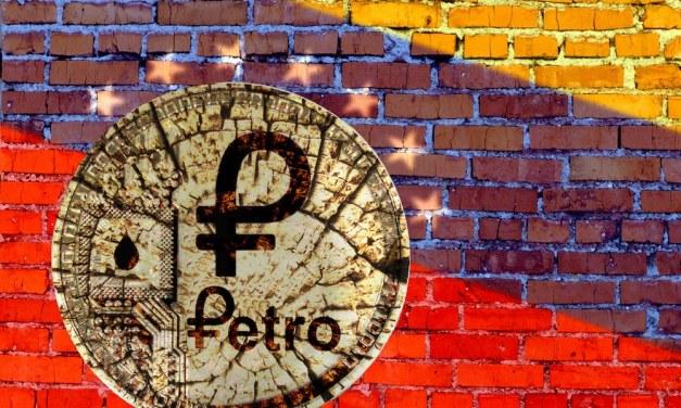 Venezuela fija precios de productos básicos en supuesto criptoactivo petro