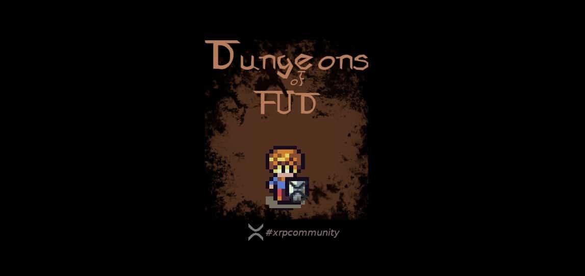 Desarrollador crea el juego Dungeons of FUD para combatir rumores contra Ripple