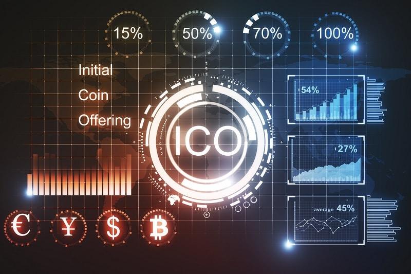 Fondos recaudados por ICO aumentaron en 151% en el segundo trimestre de 2018, según estudio