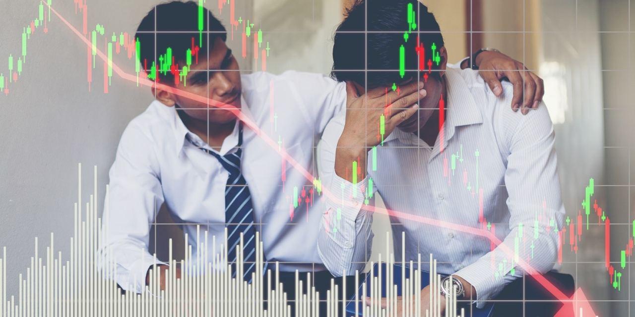 Empresas más afectadas por la caída del mercado de los criptoactivos en 2018 (Parte I)