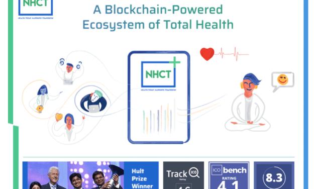 NHCT, empresa blockchain de cuidado de la salud, anuncia preventa de tokens desde el 1 de octubre