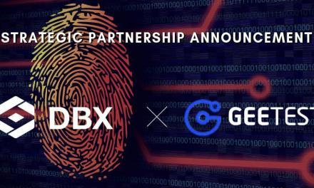 DBXChain anuncia alianza con proveedor de sistemas de identificación Geetest