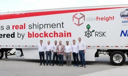 Automatizan envío de dos toneladas de comida usando contratos inteligentes sobre Bitcoin