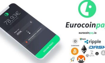 Más de 3.700 personas invierten en la pasarela de pagos de Eurocoinpay
