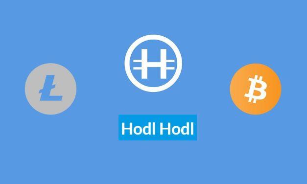 Hodl Hodl: una forma rápida de comerciar con bitcoins y litecoins