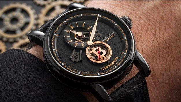 Relojes de criptodiseño de fabricación suiza: inmortalizados en la blockchain