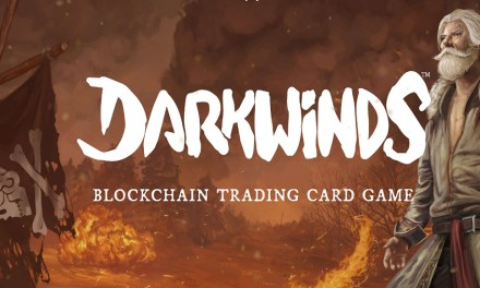 Pedro Torrealba: Darkwinds es un juego de coleccionables en Ethereum hecho en Chile