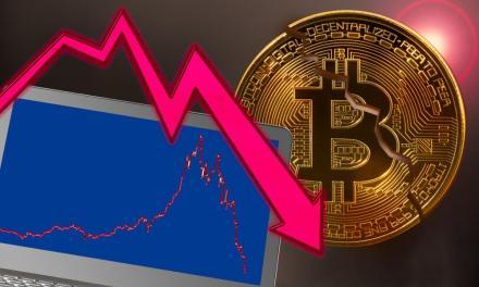 Bitcoin registra nuevo bajón, rompe la barrera de los 4.000 dólares