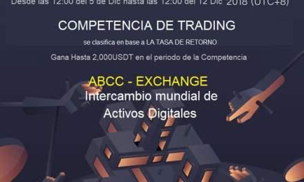 ABCC ofrece 2.000 USDT al trader de criptoactivos con la mejor estrategia esta semana