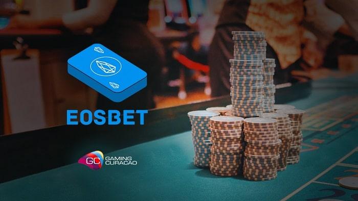 EOSBet se convierte en el primer casino blockchain con licencia