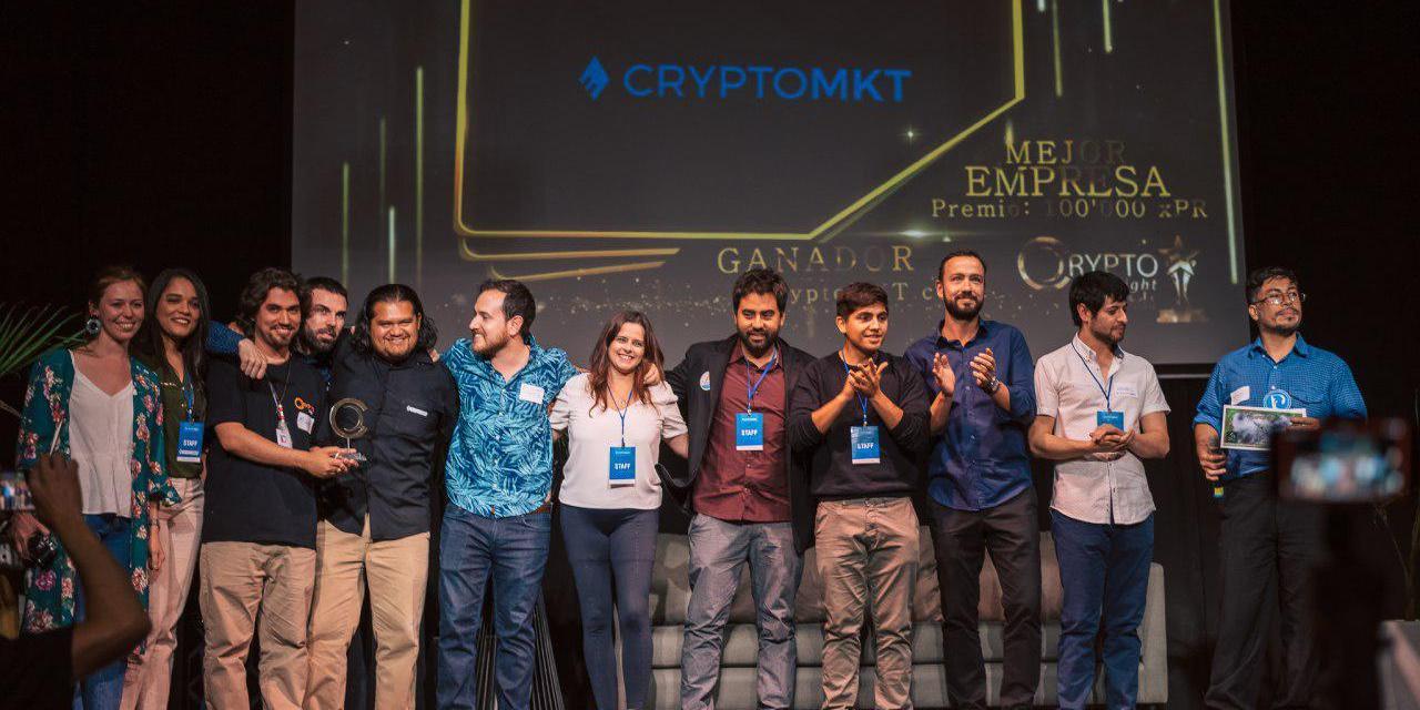 CryptoNight 2018 cerró entre anuncios y premios al ecosistema chileno