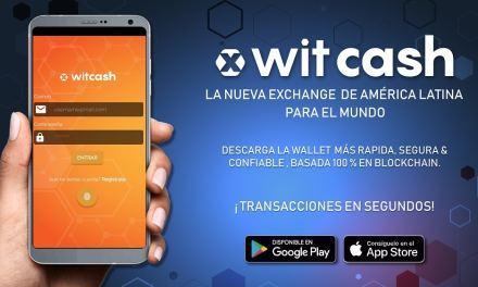 Lanzan Witcash en Medellín, la nueva casa de cambio latinoamericana