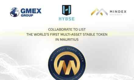HYBSE, GMEX y MINDEX cotizarán el primer token multiactivos estable en Mauricio