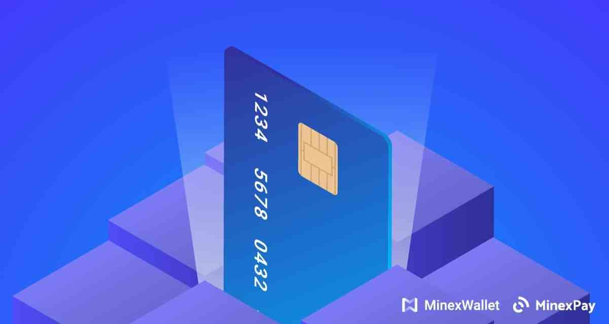MinexSystems lanza sistema de tarjetas de pago y retiro con criptomonedas