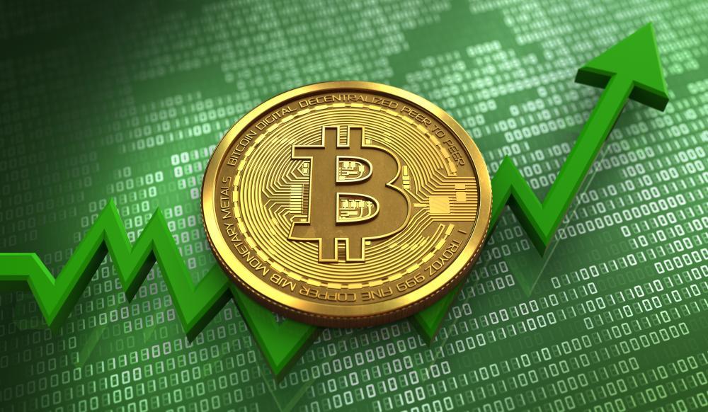 Mercado de criptoactivos inicia la semana con un incremento de USD 9 mil millones