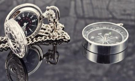 Un reloj de doce palabras