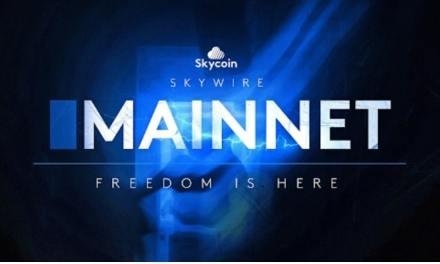 Skycoin anuncia el lanzamiento público de la red principal de Skywire