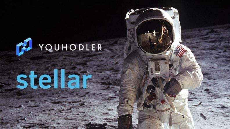 Stellar (XLM) disponible ahora como garantía en la plataforma de fintech de YouHodler