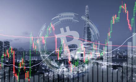 Transacciones de bitcoin alcanzan volumen de noviembre de 2017