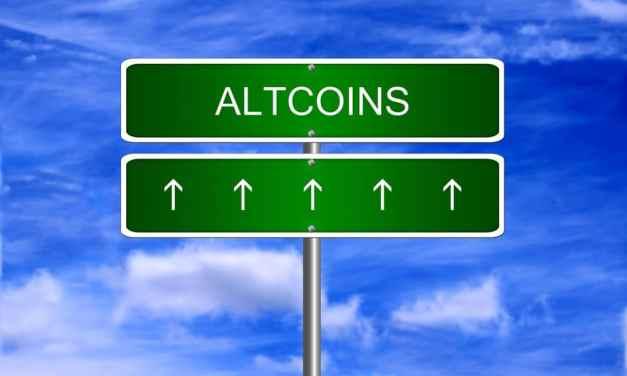 Criptomercado en alza: altcoins exhiben ganancias superiores a las de BTC