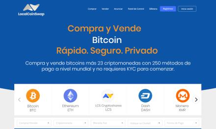 Tutorial: cómo comprar y vender criptomonedas en LocalCoinSwap