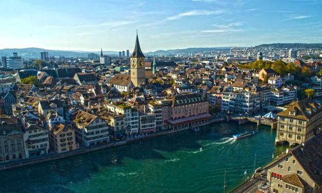 Hotel 5 estrellas suizo aceptará pagos en criptomonedas