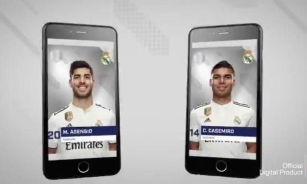 Real Madrid se une a la fiebre de coleccionables en blockchain
