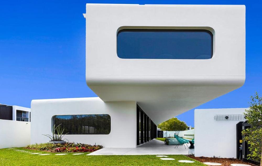 Subastada en 457 BTC una casa de lujo en Australia
