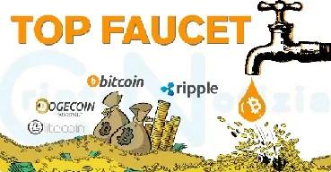 Lista Faucet Paganti 2020 Bitcoin, Litecoin, Ethereum... 2 top faucet banner