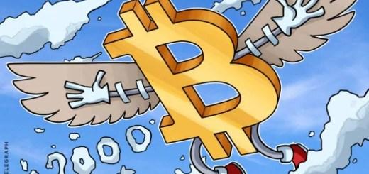 Record Bitcoin. Raggiunto il valore storico di 2076.85$ per 1 moneta 6 bitcoin 2000